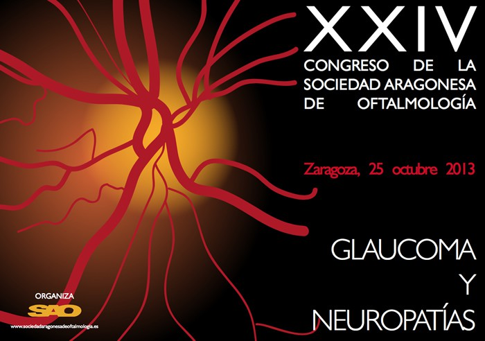 Simposio de la Sociedad Aragonesa de Oftalmologia - Zaragoza